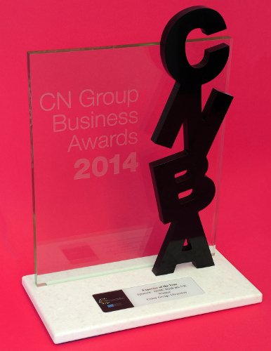 Oxley Group was the proud winner of the Exporter of the Year award