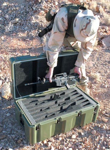 Peli-Hardigg™ Mobile Military Cases