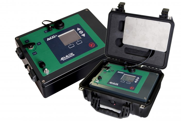 ACG+ Compressed Breathing air monitor