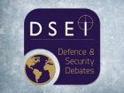 DSEI 2019 - Defence & Security Debates icon designed for their podcast series