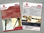 Guartel Industries - Product data sheet - MD5 Metal Detector
