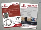 Guartel Industries - Product data sheet - Mini Hook and Line Kit