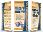 Paramount Panels - Large format pop-up banners