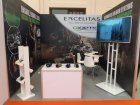 Stand Designed and Managed for Qioptiq at BIDEC