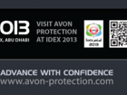 AVON Protection at IDEX 2013