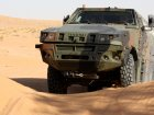 Medium Protected Vehicle (MPV) - on Desert Trials