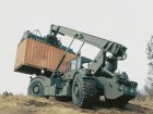 RTCH Rough Terrain Container Handler Powered by Cummins QSM11