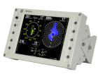 Ships helicopter Operational Limit Display System