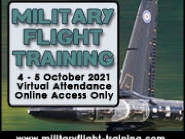 MILITARY FLIGHT TRAINING 2021 (Virtual Conference)