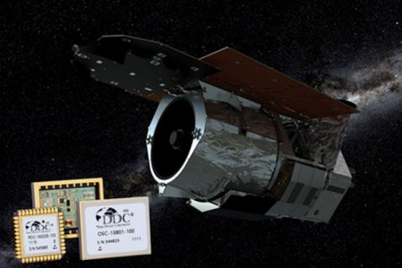 Data Device Corporation Providing Components for Wide Field Infrared Survey Telescope