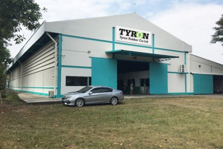 Tyron Establishes New Production Facility in Thailand