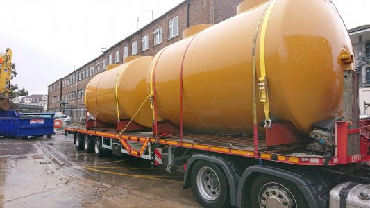 A Case Study from Adler and Allan, Fuel tank replacement at Combermere Barracks