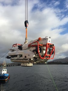 JFD is developing a state-of-the-art communications upgrade for the NATO Submarine Rescue System