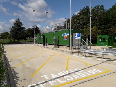 A Case Study from Adler and Allan, Fuel Tank Replacement at Kendrew Barracks