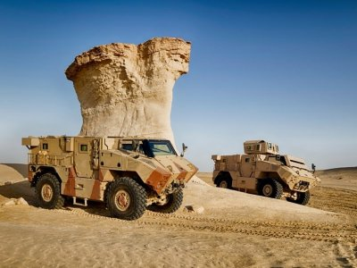 On-Board Vehicle Power Gains Attention In UAE, To Be Tested As Other Militaries Await Results