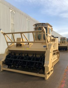 Pearson Engineering completes first virtual Factory Acceptance Test to provide MW370 mine clearance vehicles.