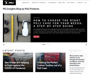 Peli presents its New Blog with more Insightful Contents and inspiration than ever!