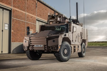 Nexter and Texelis are notified of SERVAL's first series production tranches