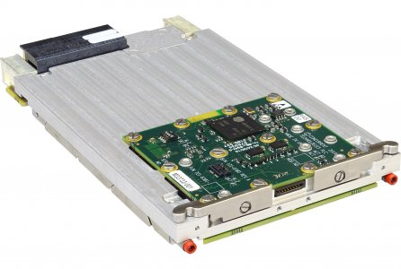 Concurrent Technologies announces a 3U VPX processor with optical interface