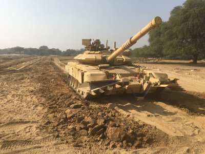 PEARSON ENGINEERING TO SUPPLY 1500 TRACK WIDTH MINE PLOUGHS TO INDIAN ARMY