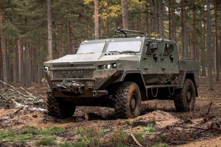 Sisu Auto selects Texelis to provide axles for GTP 4x4 test series
