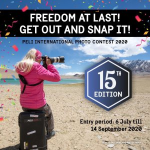 Peli™ Products celebrates the 15th edition of its International Photo Contest  The original Case Manufacturer looks for creativity, enthusiasm and talent for photography