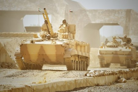 Arab Gulf States Bolster Land Forces With New Battle Management Systems