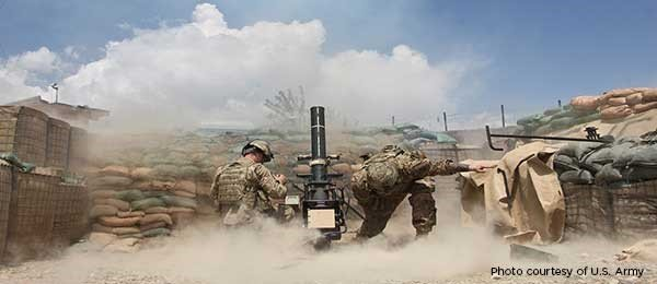 LEONARDO DRS RECEIVES CONTRACT FOR ARMY MORTAR FIRE CONTROL COMPUTERS