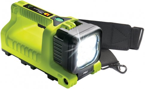 PELI Products the Expert in ATEX Safety Certified Lights and Protective Cases, presents its latest innovations at Sicur
