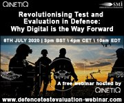 Revolutionising Test and Evaluation in Defence: Why Digital is the Way Forward
