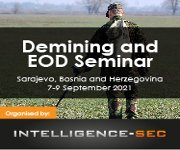 Demining and EOD Seminar 2021