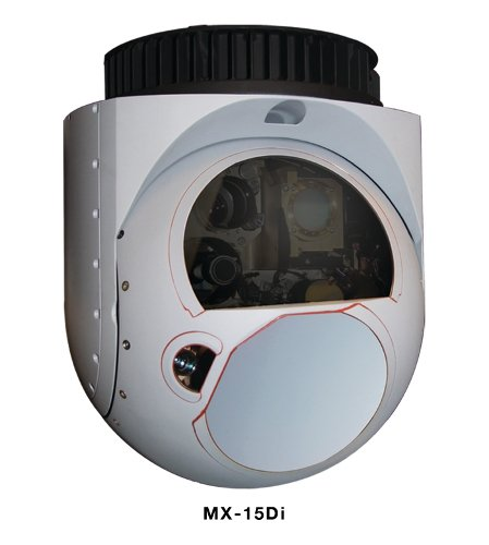 L-3 WESCAM to Provide MX™-15D EO/IR Imaging and Designating Systems to the United Arab Emirates