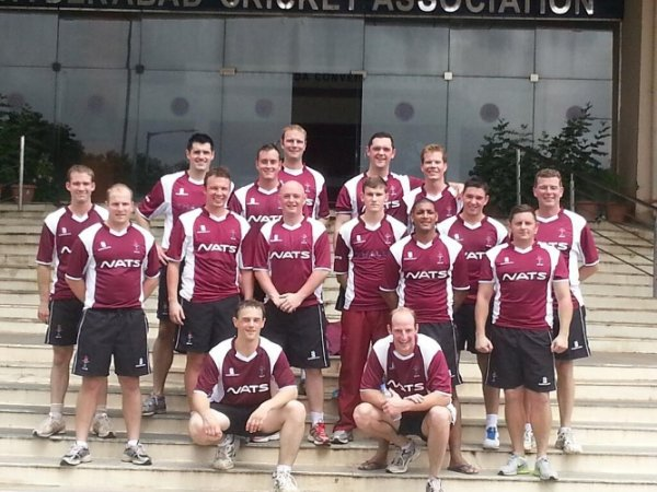 Avon Protection proudly sponsor British Forces Cricket team