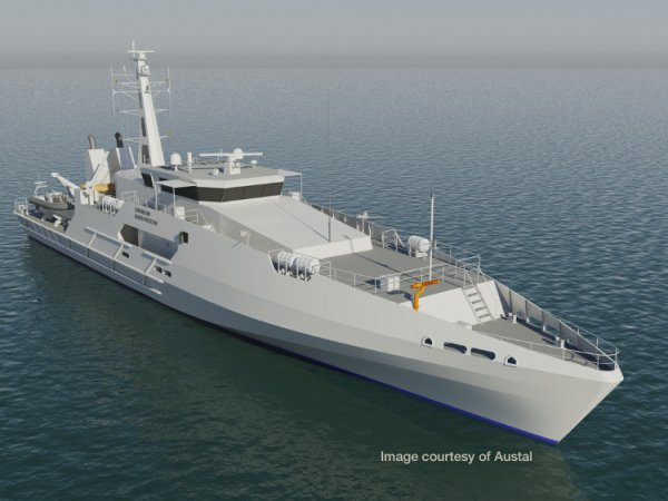 L-3 WESCAM Selected to Provide Shipborne Electro-Optical/Infrared Imaging Turrets for the Australian Customs and Border Protection Service