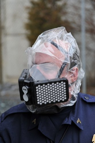 Global Support for Avon Protection's Compact CBRN Escape Hood