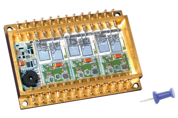 30A/200V High-Efficiency, High-Reliability Smart Power 3-Phase Motor Drive