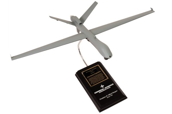 DDC is Again Recognized for Outstanding Quality & Delivery Performance by General Atomics Aeronautical Systems!