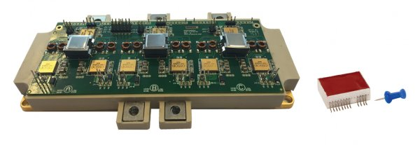 BETA Transformer Technology Corporation & CISSOID partner to provide Rugged, High-Temperature and High-Reliability Intelligent Power Modules