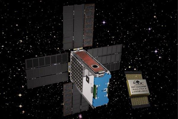 DDC's NAND Flash Chosen for the NASA BioSentinel CubeSat Spacecraft!