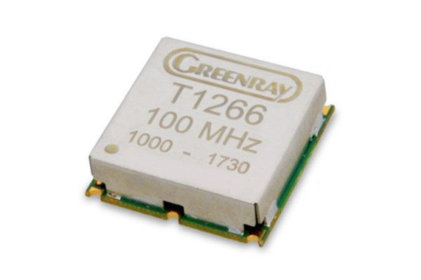 New T1266 TCXO delivers very low phase noise for mobile communications & instrumentation apps
