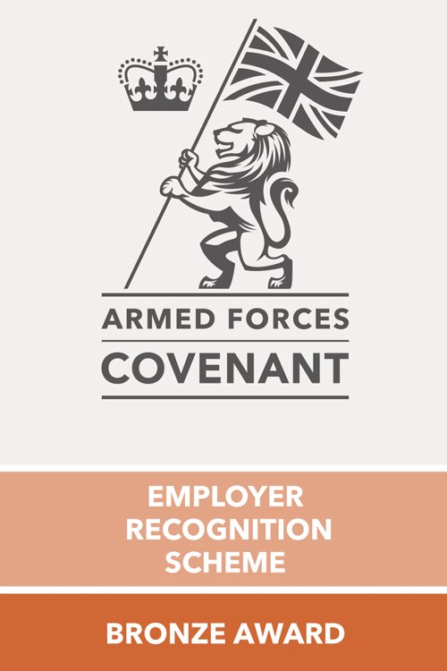 Guartel Technologies receives Defence Employer Recognition Scheme (ERS) bronze award