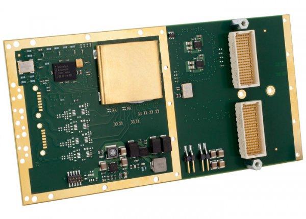 High-Speed, Rugged Fibre Channel XMC Network Access Controller