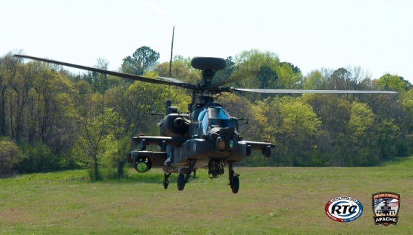 L-3 WESCAM Demonstrates MX™-25D Electro-Optical Technologies on  Apache Helicopter for U.S. Army