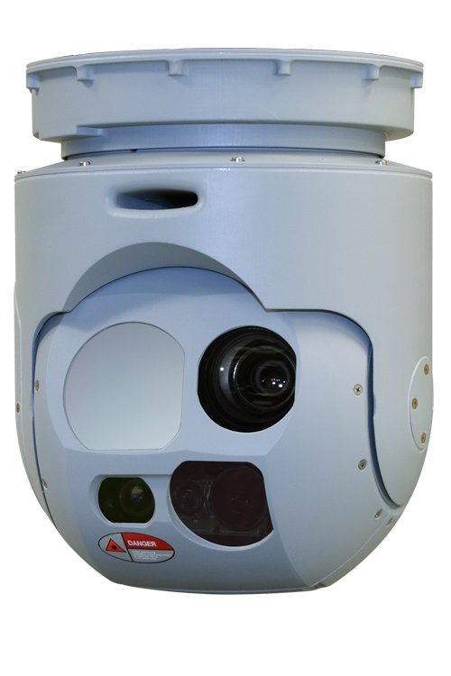 L-3 Introduces MX™-8 Electro-Optical/Infrared Imaging System for Lightweight Tactical Airborne Applications