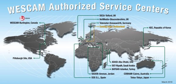 L3 WESCAM to Open Authorized Service Center in South Korea