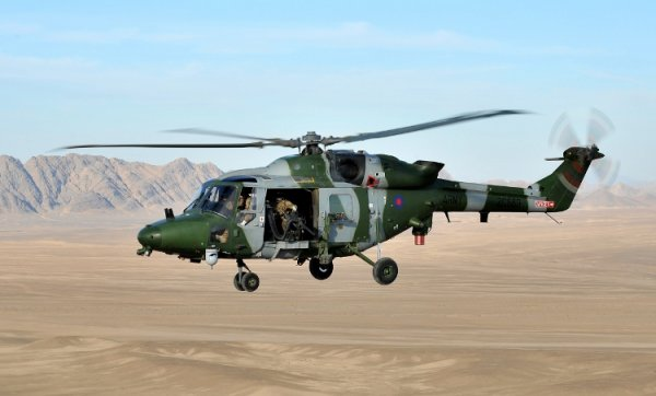 L-3 WESCAM's MX™-10 Surpasses 10,000 Operational Hours Onboard  the Lynx Mk9A Helicopter
