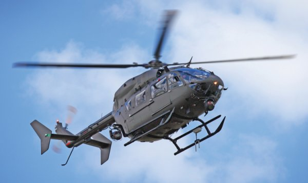 L-3 WESCAM Delivers 100th MX™-15i Turret to Airbus Helicopters, Inc. for the U.S Army National Guard's Fleet of UH-72A Lakota Helicopters