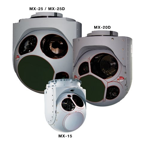 L-3 WESCAM Launches New Performance Features for MX™- Series Electro-Optical/Infrared Surveillance and Targeting Systems