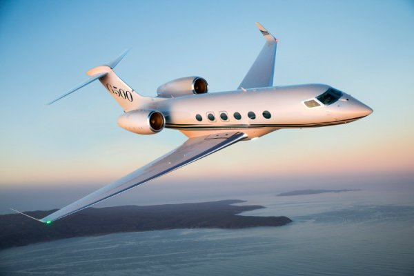 Oxley LED Lights for New Gulfstream G500 and G600 Executive Jets