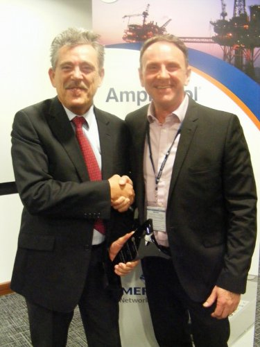 PEI-Genesis is awarded Distributor of the Year 2014 from Amphenol Ltd